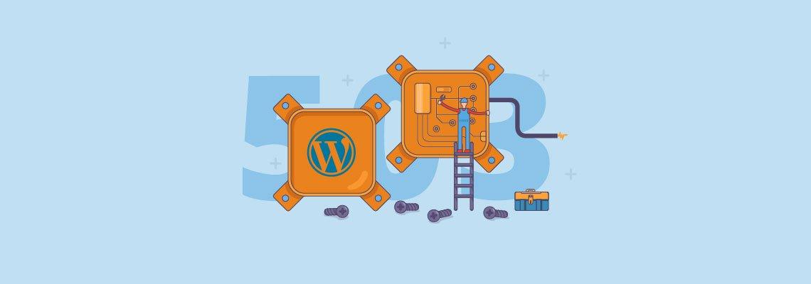 Dört Adımda WordPress 503 Service Unavailable Hatası Çözümü